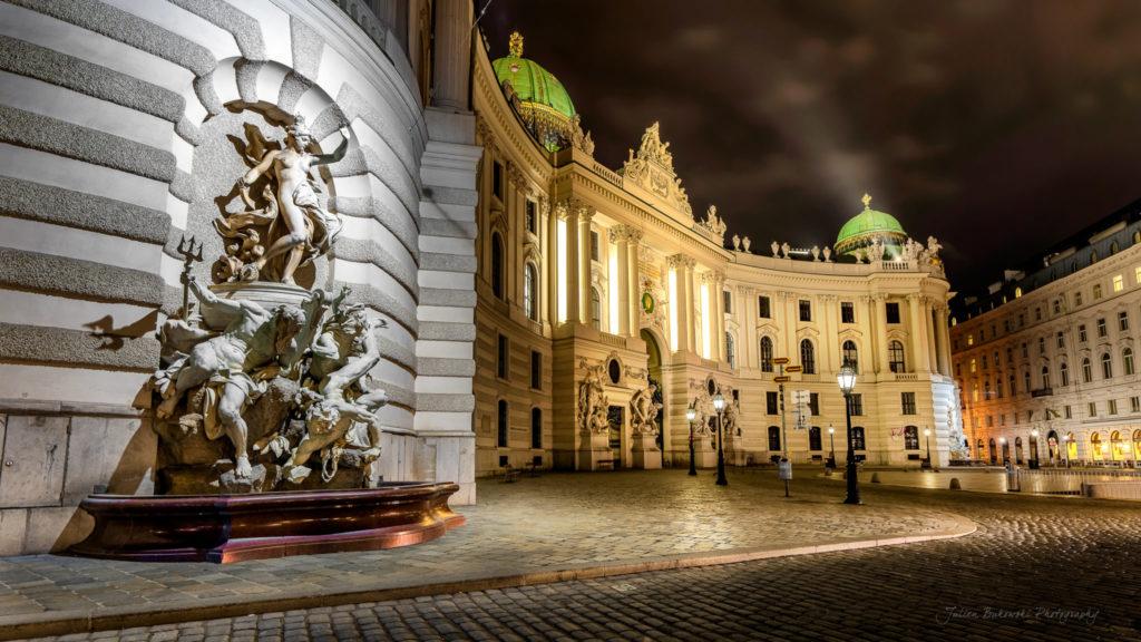 La Hofburg (Autriche)