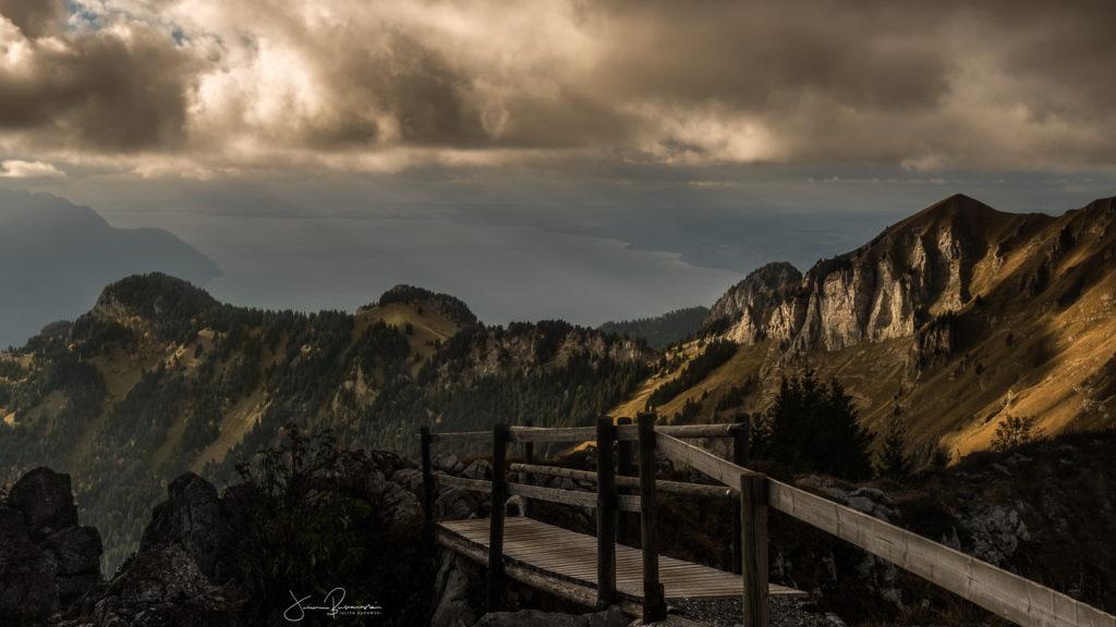 Leysin, oxygène des Alpes (Suisse)