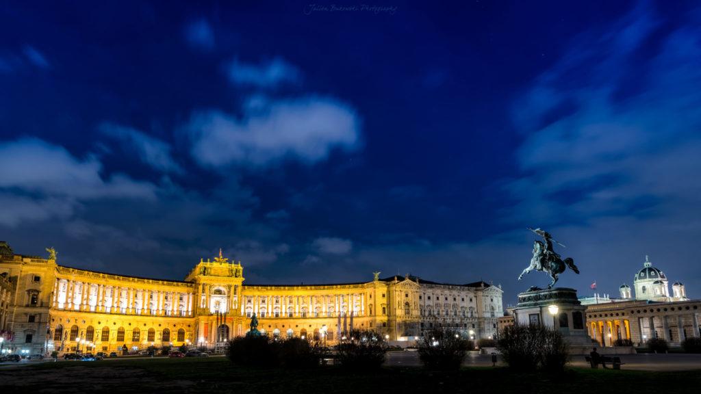 Neue Burg de Vienne (Autriche)