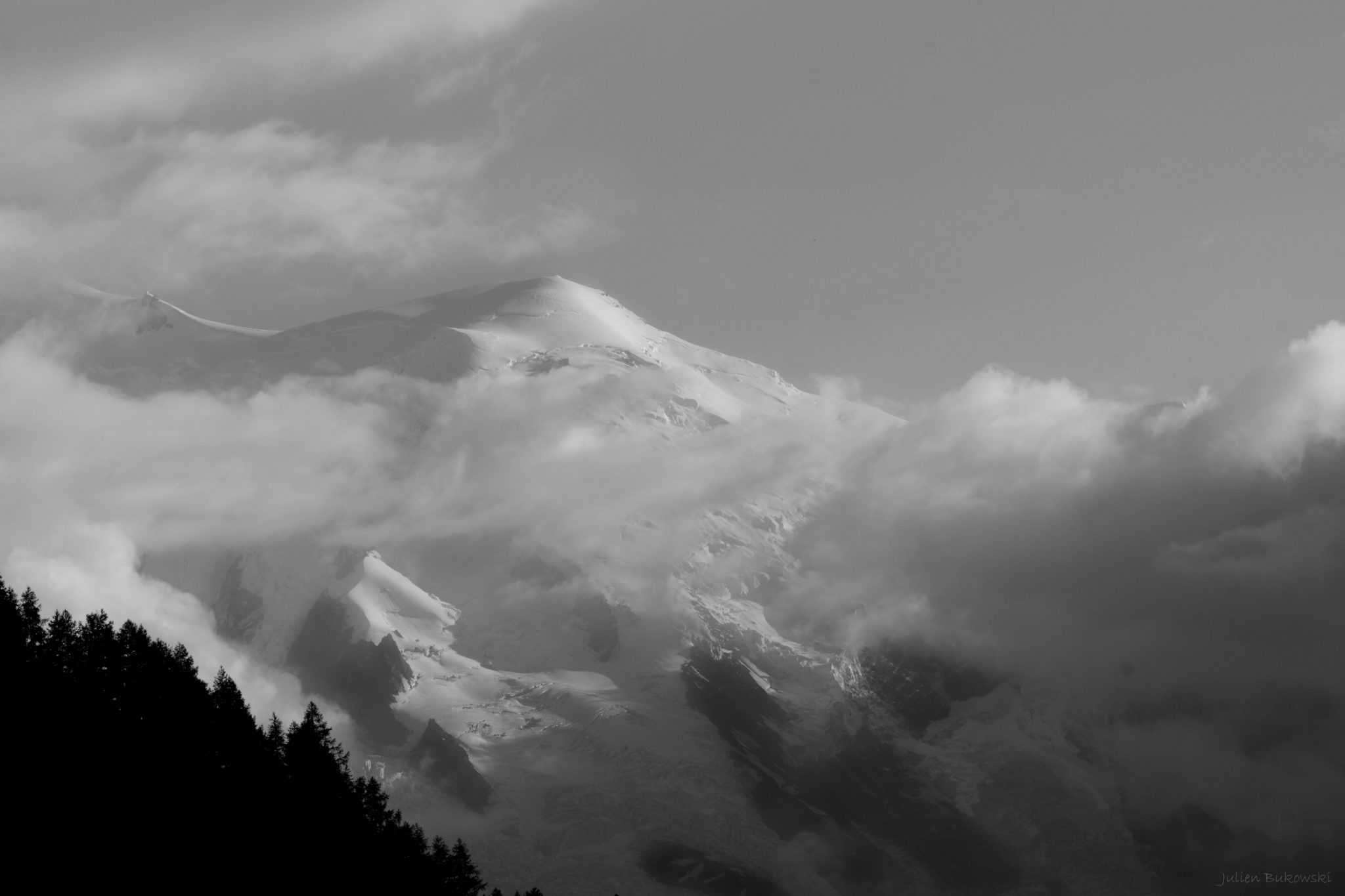 Top of Europe (Mont Blanc - France)