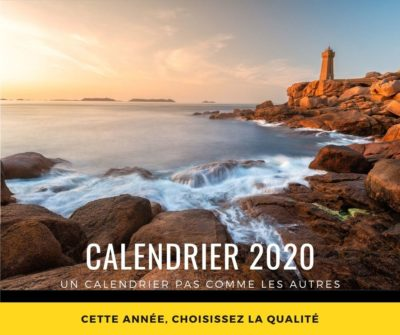 Calendrier 2020 Europe