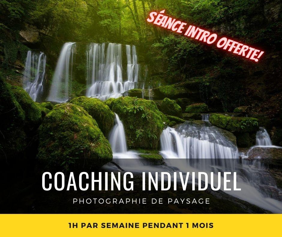 Coaching photo individuel paysage