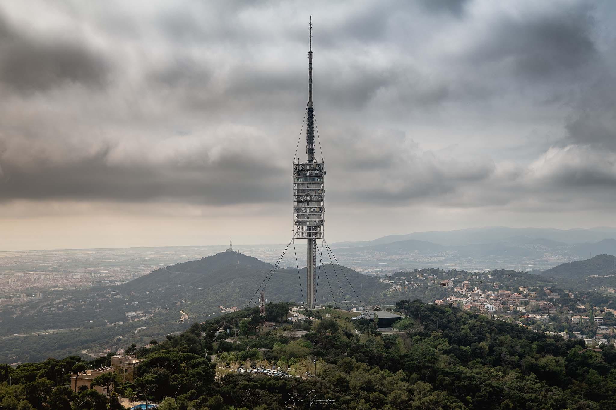 Torre de Collserola (Barcelone - Espagne)