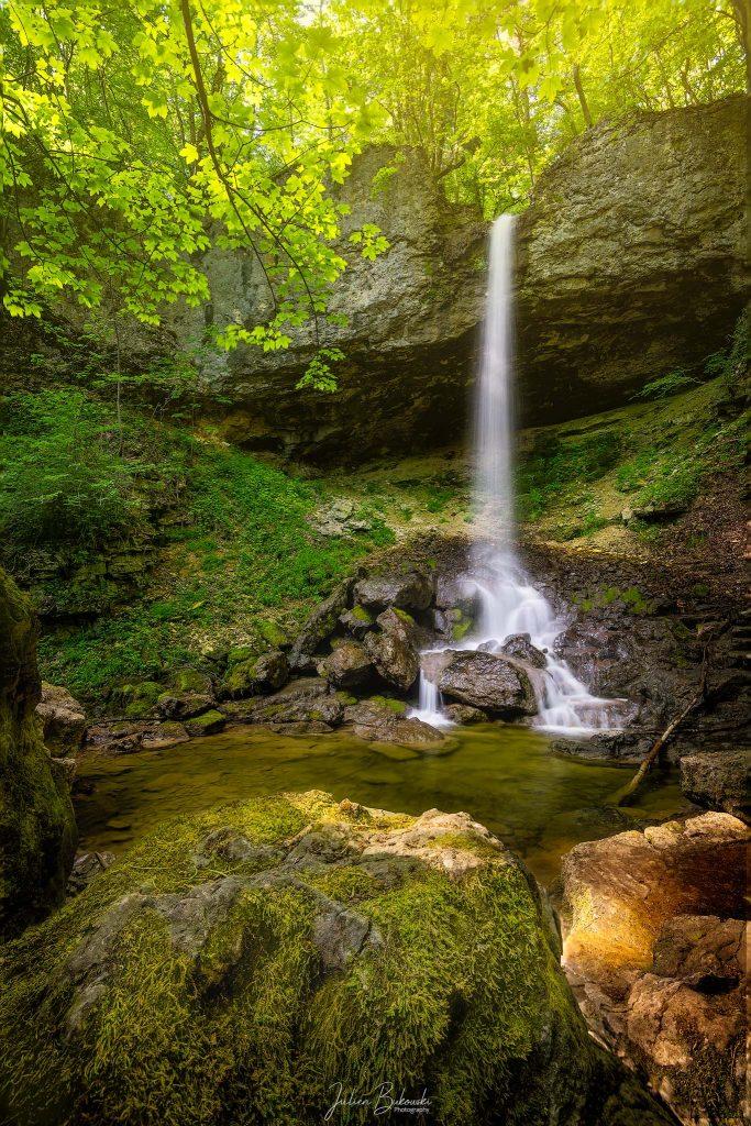 Pilouvi Waterfall (Suisse)