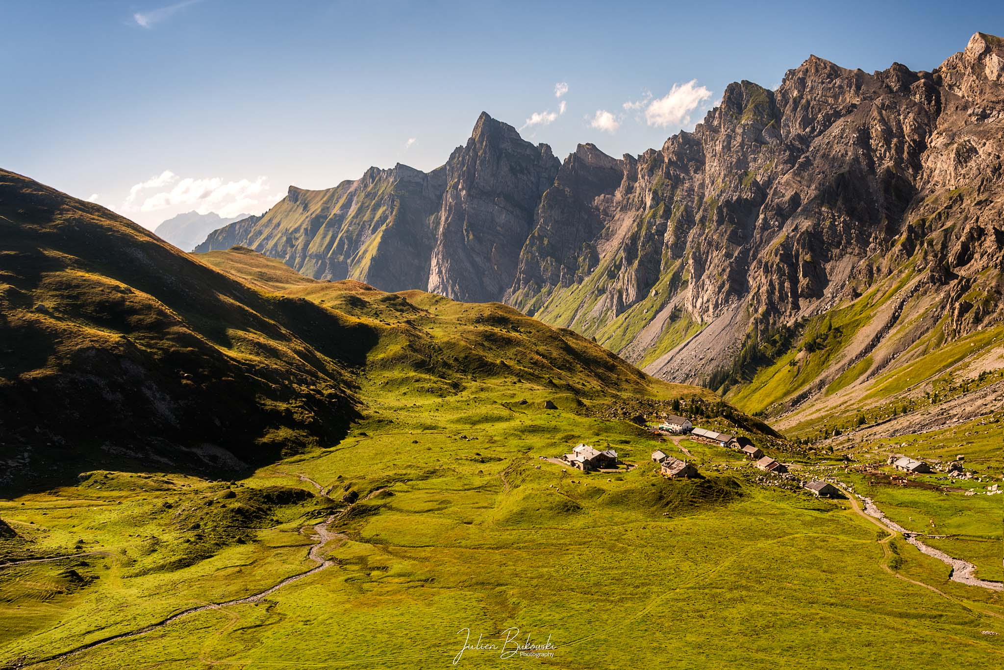 Anzeinde view (Suisse)