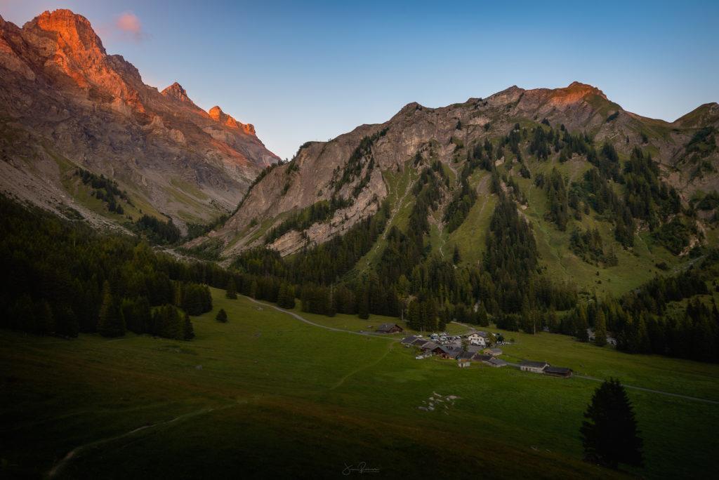 Bienvenue à Solalex (Suisse)
