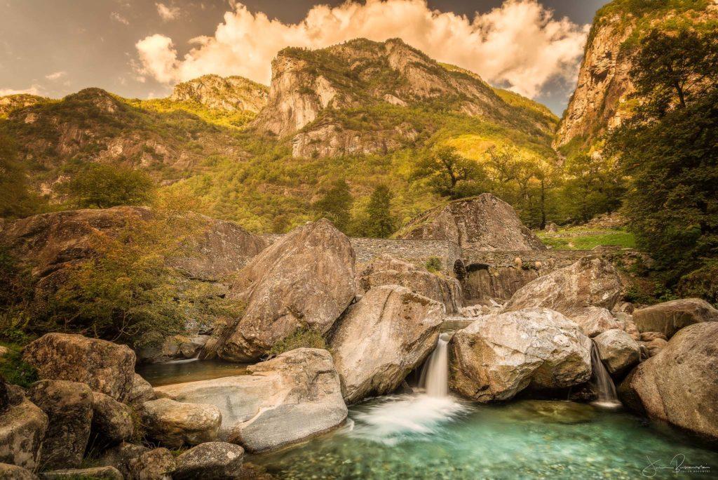 Val Bavona (Tessin - Suisse)