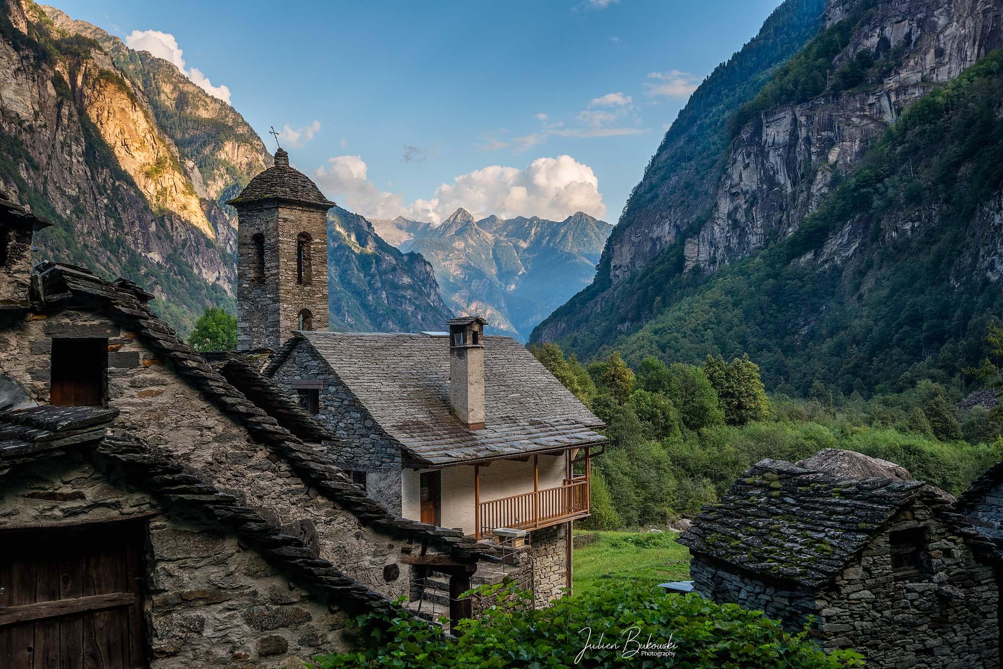 Foroglio (Tessin - Suisse)