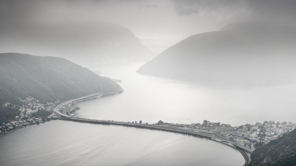 Melide bridge (Tessin - Suisse)