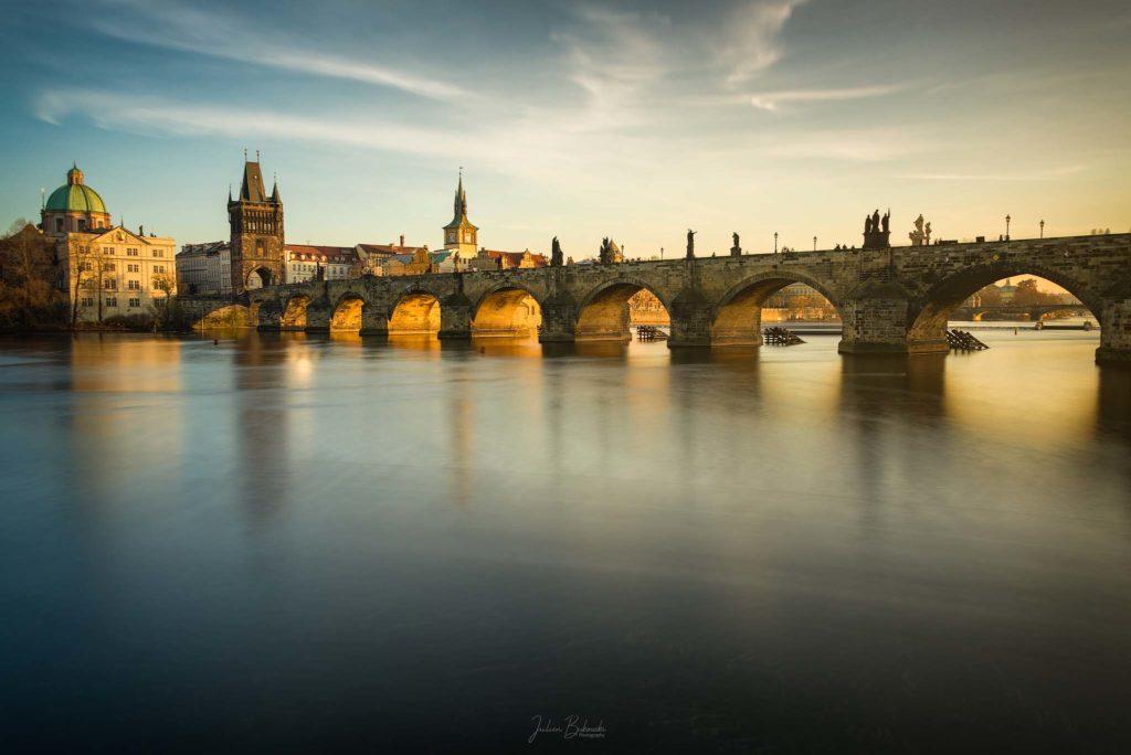 Le Pont Charles (Prague - République Tchèque)