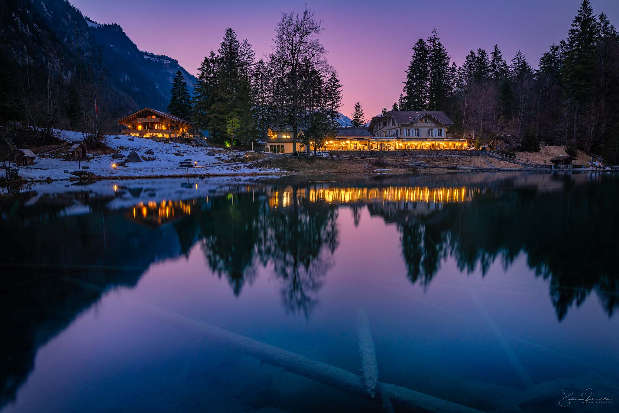 Blausee (Suisse)