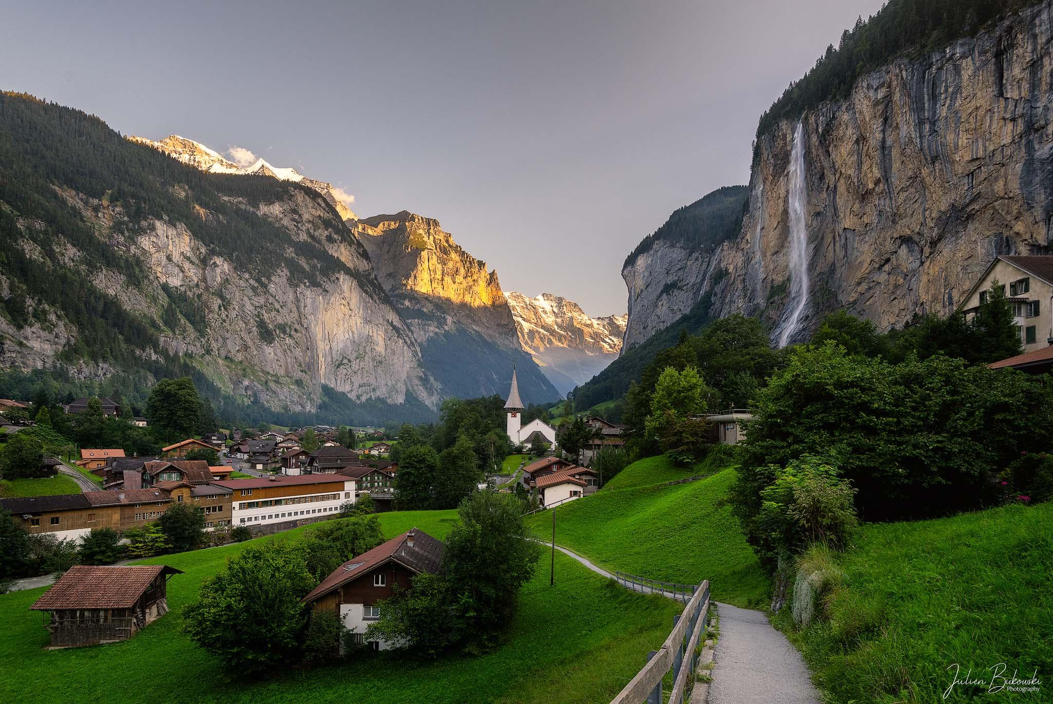 Lauterbrunnen (Suisse)