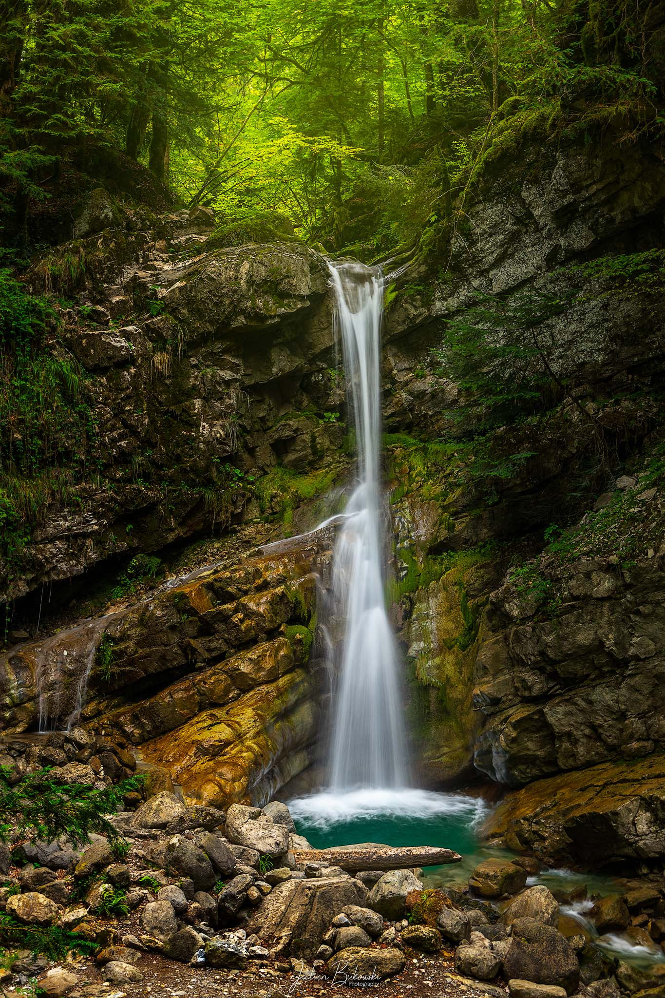 Gorges du chaudron 2 (Suisse)