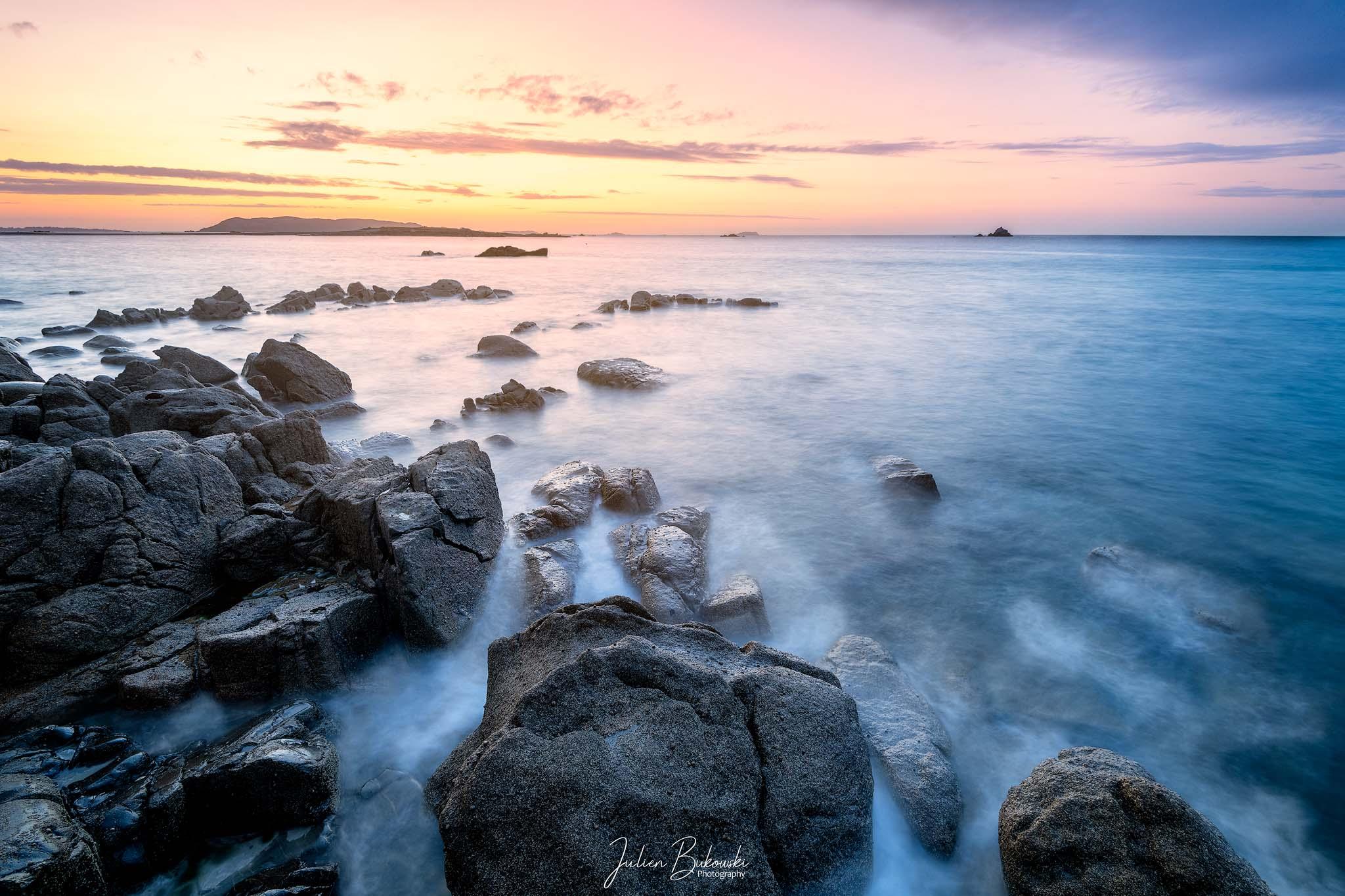 Quelque part sur la côte bretonne... (Bretagne - France)