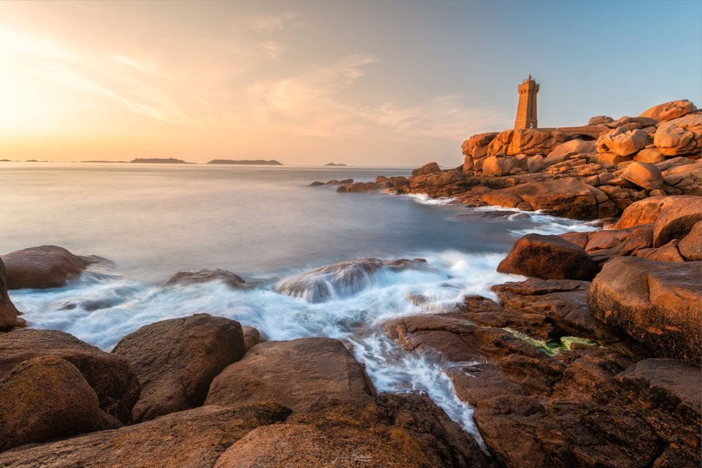 Phare de Men Ruz (Côte d'Armor - France)