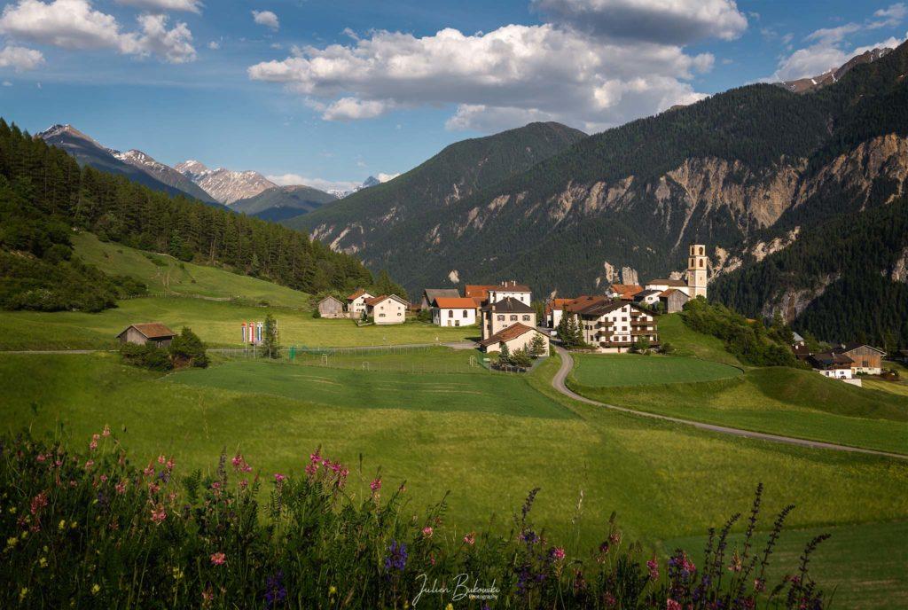 Vallée d'Albula (Grisons - Suisse)