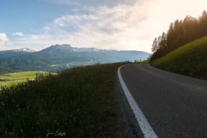 Road to paradise (Grison - Suisse)