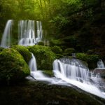 Cascades du Verneau (France)