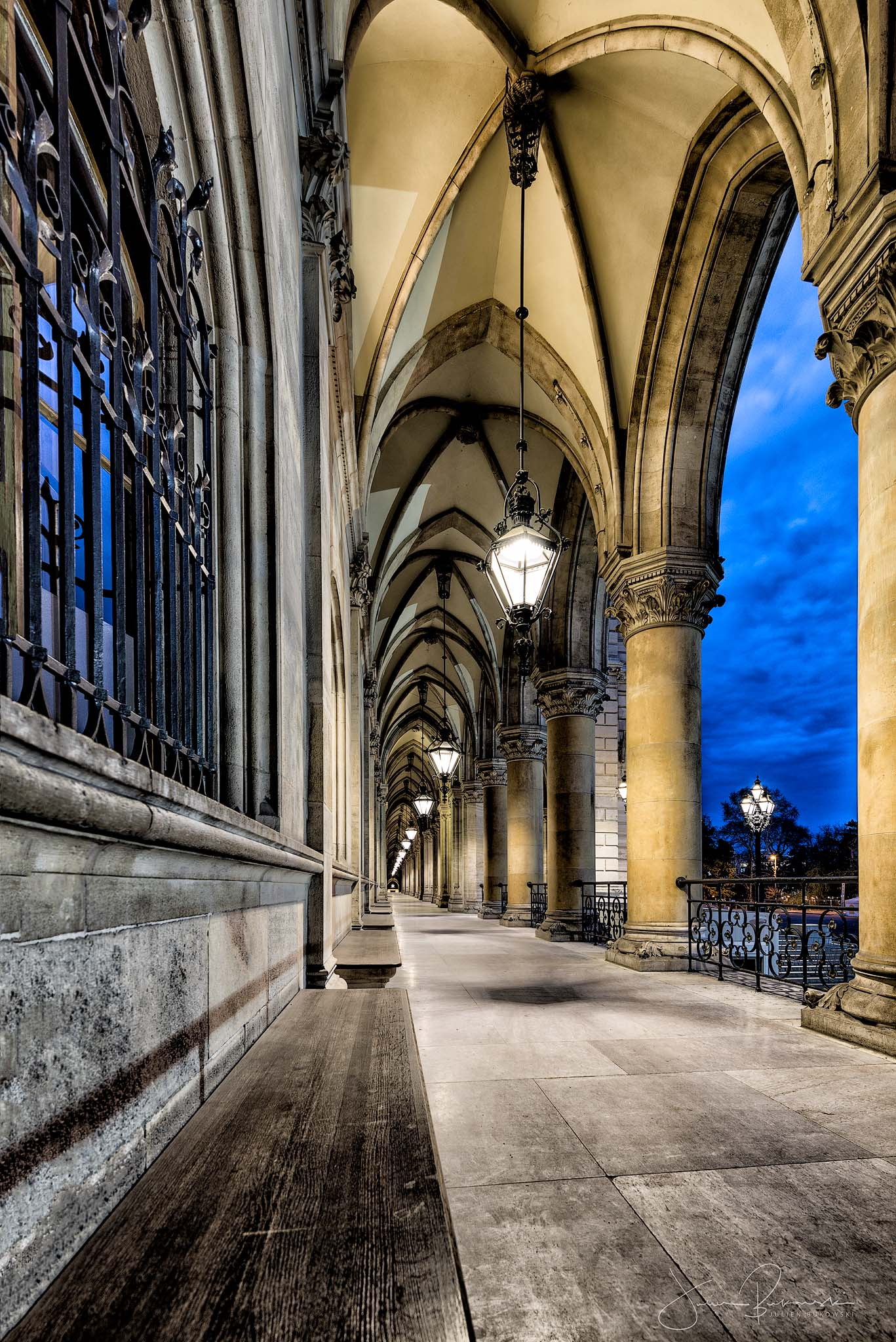 Rathaus (Vienne - Autriche)