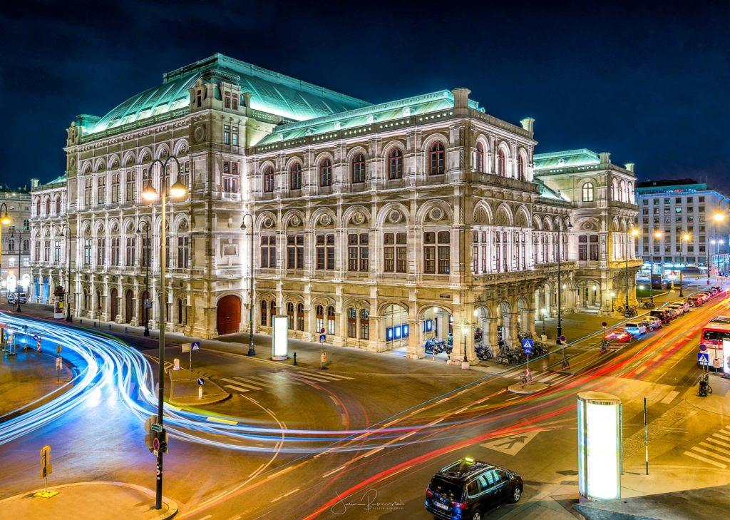 Wiener Staatsoper (Vienne - Autriche)