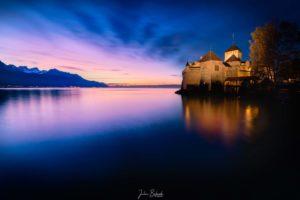 Magic castle (Château de Chillon - Suisse)