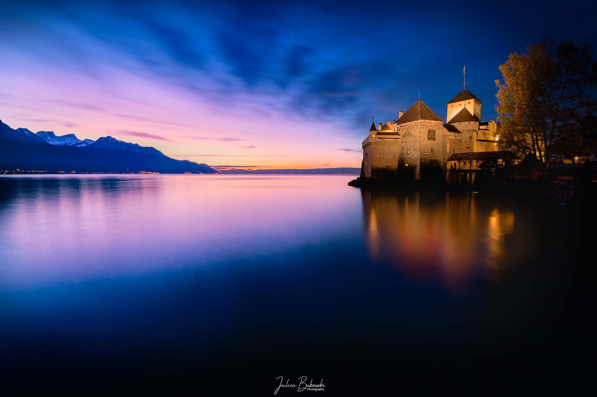 Magic castle (Château de Chillon - Suisse)