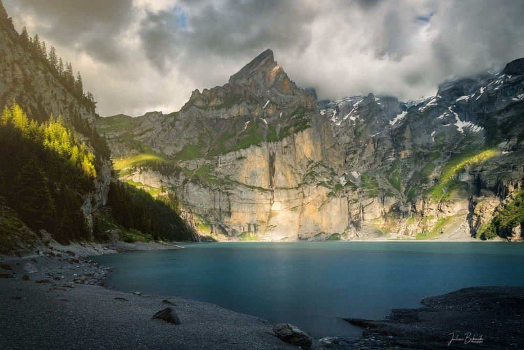 Oeshinensee (Suisse)
