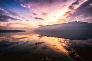 Full color (Lac du Bourget - France)
