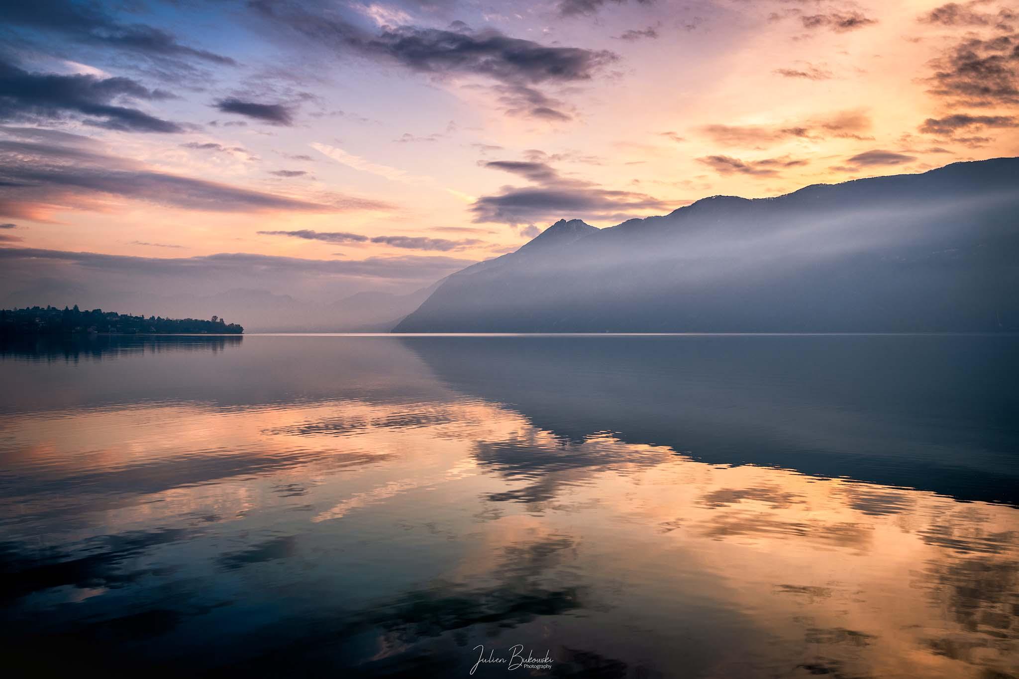 Lac du Bourget (France)