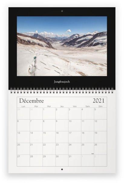 Décembre 2021 Suisse