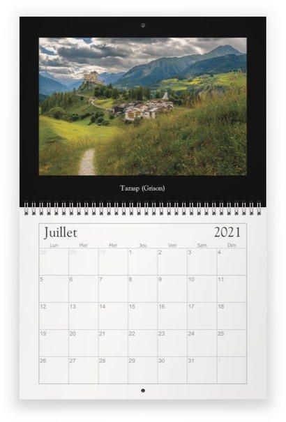 Juillet 2021 Suisse