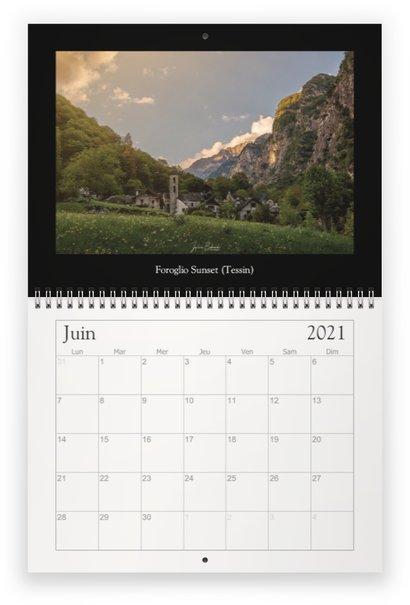 Juin 2021 Suisse