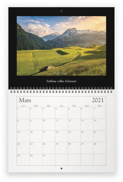 Mars 2021 Suisse