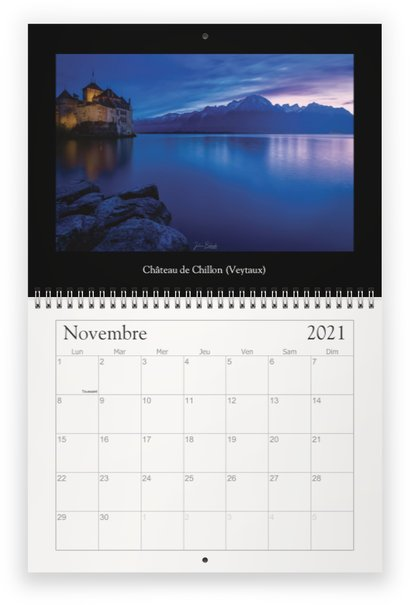 Novembre 2021 Suisse
