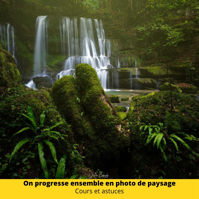 Julien Bukowski Photographe de paysage