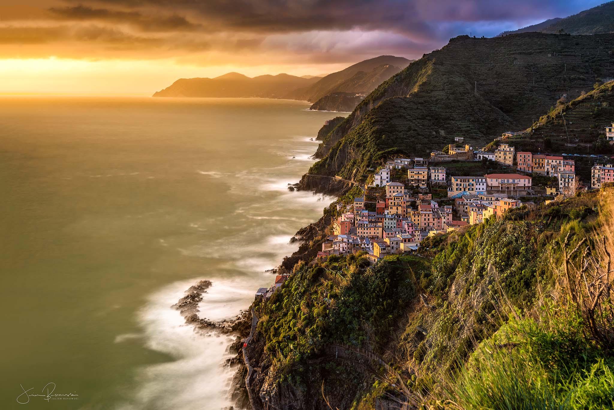 Riomaggiore (Cinque Terre - Italie)
