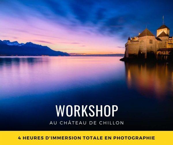 Workshop photo Château de Chillon