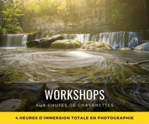 Workshop Chutes de Chavanettes