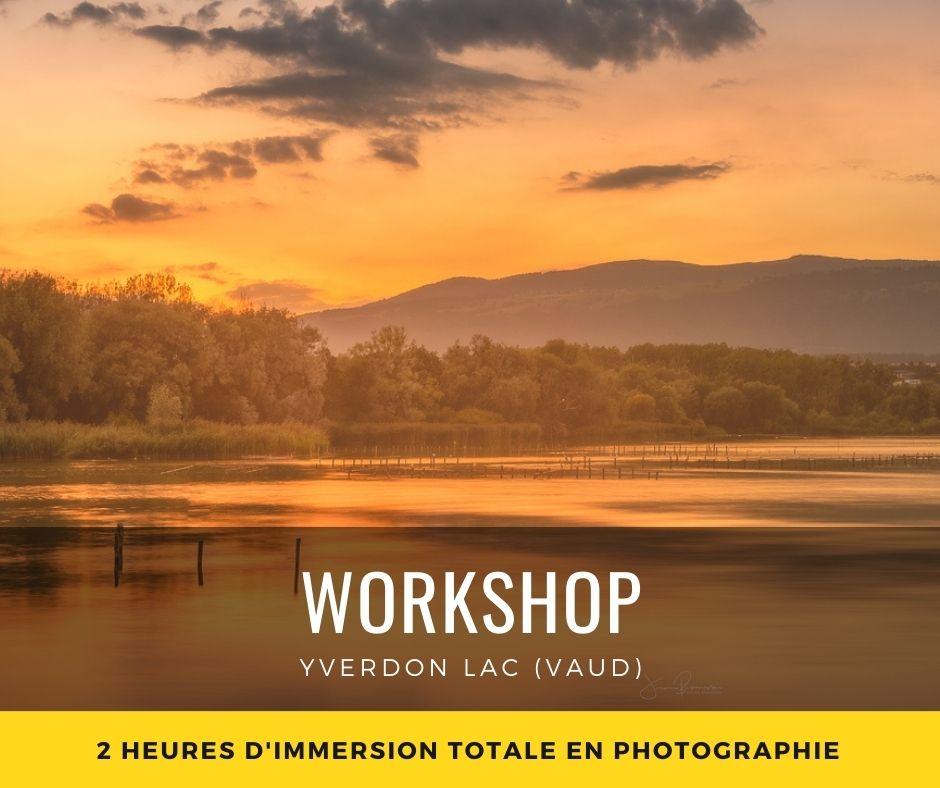 Workshop Photo Yverdon Lac Vaud 2H