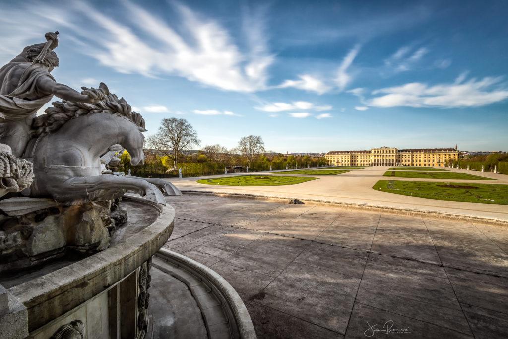 Château de Schönbrunn (Vienne - Autriche)