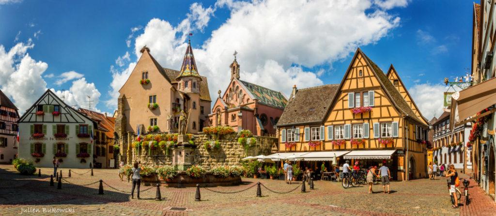 Eguisheim (Alsace - France)